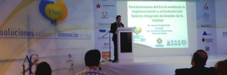 HUDN participa en foro de Soluciones Exitosas e Innovación en Salud