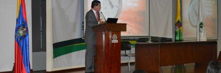 HUDN recibió visita del Director de la Asociación Colombiana de Hospitales y Clínicas – ACHC