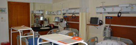HUDN pone al servicio de la comunidad la moderna Unidad de Cuidado Intermedio