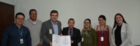 HUDN recibe por parte de ICONTEC certificación de calidad ISO 9001 en su versión 2015